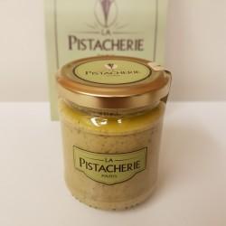 Pot de crème de pistache